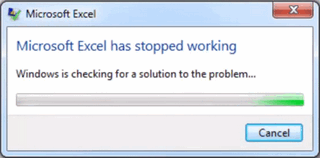 Excel Keeps Crashing? Check your VBA code - Excelerator BI