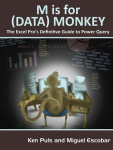 M is for Data Monkey