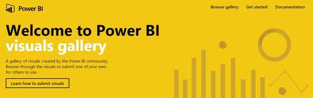 Power BI Visuals Gallery is a Game Changer - Excelerator BI