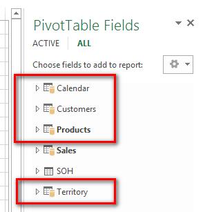 Multiple Data Tables in Power Pivot - Excelerator BI