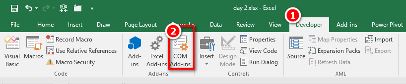 Does the Power Pivot Excel Add-In Crash for You
