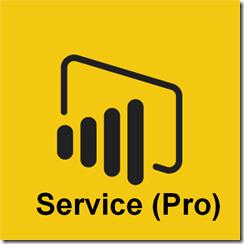 power bi service pro