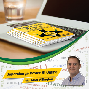 Supercharge Power BI Large