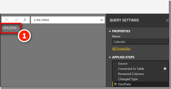 Build a Reusable Calendar Table with Power Query - Excelerator BI