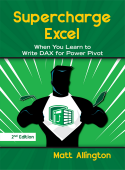 Power Pivot Excel 2016