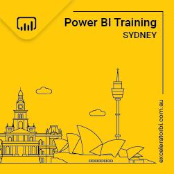 Power BI Training Sydney