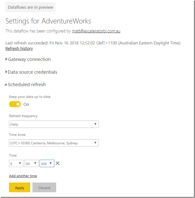 Moving Queries from Power BI Desktop to Dataflows