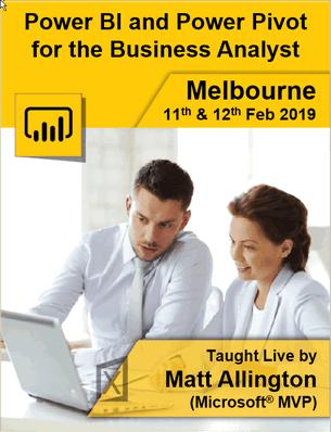 Live Trg Melbourne Feb 2018