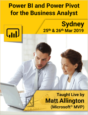 Sydney Live Training Mar 19