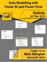 Sydney March Data Modelling training