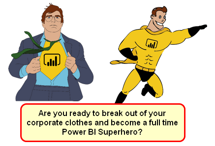 Corporate To Superhero