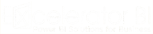 Excelerator Bi Logo White