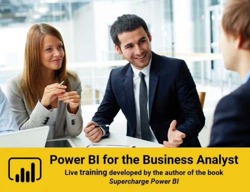 Power Bi Live Training