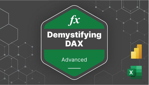 Advanced DAX Online Training